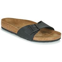 kengät Miehet Sandaalit Birkenstock MADRID Musta