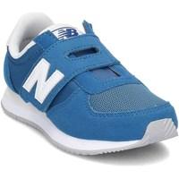 kengät Lapset Matalavartiset tennarit New Balance 220 Vaaleansiniset
