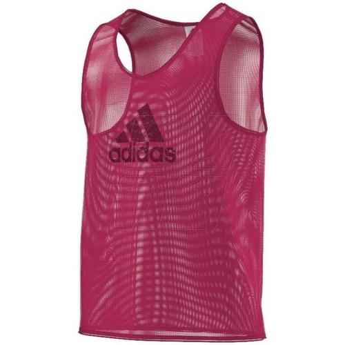 vaatteet Miehet Hihattomat paidat / Hihattomat t-paidat adidas Originals Bib Violetit