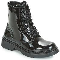 kengät Tytöt Bootsit Bullboxer LANA Black