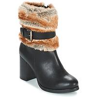 kengät Naiset Nilkkurit Les Petites Bombes JESSY Musta