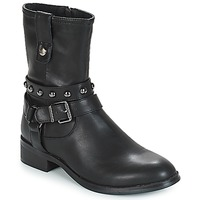 kengät Naiset Bootsit Les Petites Bombes LOUNA Black