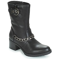 kengät Naiset Nilkkurit Les Petites Bombes LOANNE Musta
