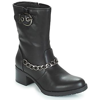 kengät Naiset Nilkkurit Les Petites Bombes LOANNE Black