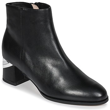 kengät Naiset Nilkkurit Mellow Yellow ECLAIRI Black