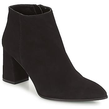 kengät Naiset Nilkkurit Paco Gil CAROLINA Musta