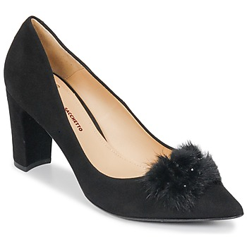 kengät Naiset Korkokengät Perlato PRELAO Cam / Black