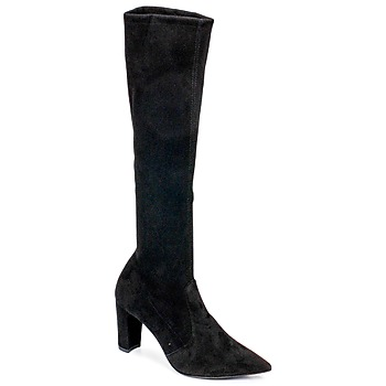 kengät Naiset Saappaat Perlato JEANY Cam / Musta