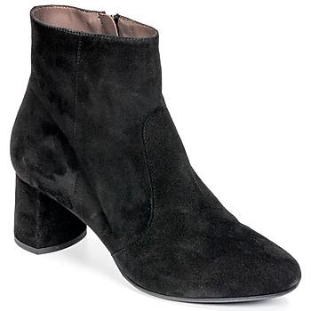 kengät Naiset Nilkkurit Perlato JERANA Cam / Black