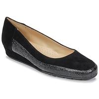 kengät Naiset Balleriinat Perlato TRASA Cam / Black
