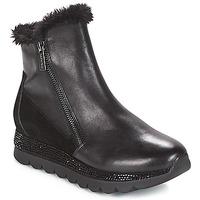 kengät Naiset Bootsit Café Noir DEBARO Black