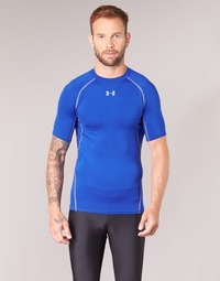 vaatteet Miehet Lyhythihainen t-paita Under Armour UA HG ARMOUR SS COMPRESSION Blue