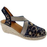 kengät Naiset Sandaalit ja avokkaat Toni Pons TOPTERRA-ORte blu