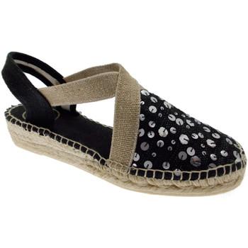 kengät Naiset Sandaalit ja avokkaat Toni Pons TOPVERA-LRne nero