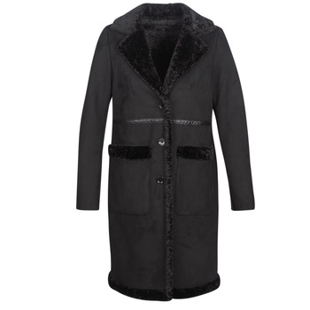 vaatteet Naiset Paksu takki Oakwood PORTOBELLO Black