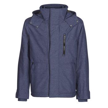 vaatteet Miehet Pusakka Benetton MARDAN Laivastonsininen