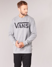 vaatteet Miehet Svetari Vans VANS CLASSIC CREW Grey
