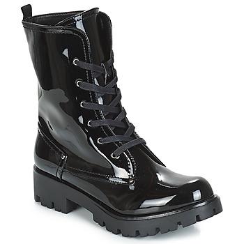 kengät Naiset Bootsit Buffalo SKYLIGHT Black