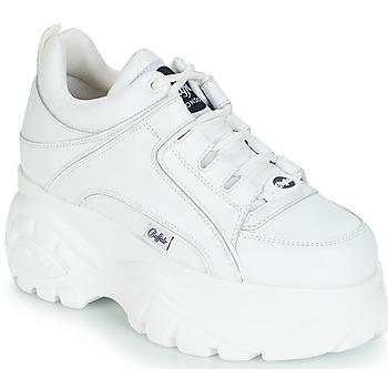 kengät Naiset Matalavartiset tennarit Buffalo NOUMERA White