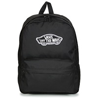 laukut Reput Vans REALM BACKPACK Black