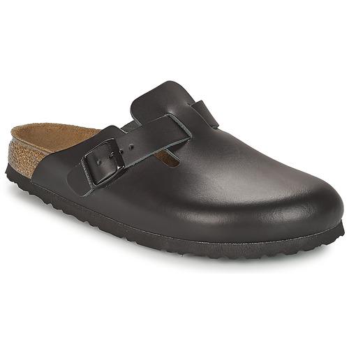 kengät Puukengät Birkenstock BOSTON Black