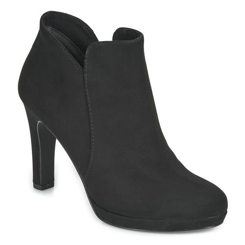 kengät Naiset Nilkkurit Tamaris LYCORIS Black