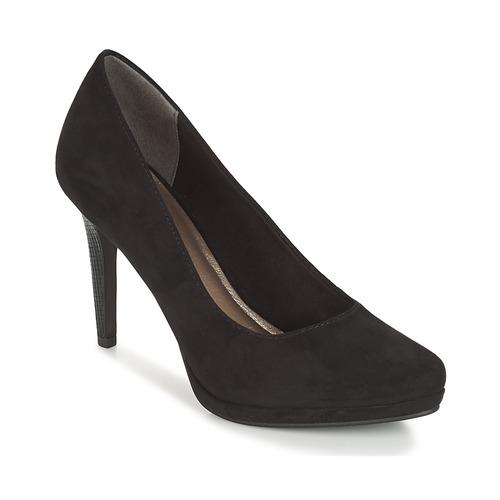 kengät Naiset Korkokengät Tamaris JOIE Black