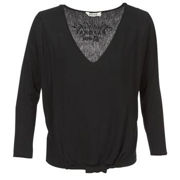vaatteet Naiset Neulepusero Kaporal TAFF Black