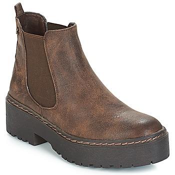 kengät Naiset Bootsit Refresh SOBAO Brown