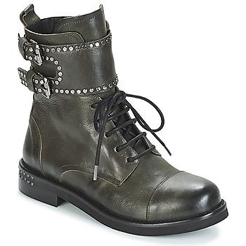 kengät Naiset Bootsit Mimmu MICHEE Kaki