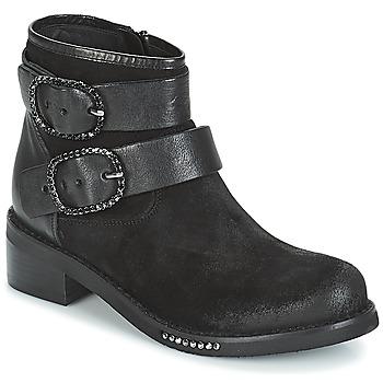 kengät Naiset Bootsit Mimmu MYLANN Black