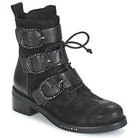 kengät Naiset Bootsit Mimmu MOEZ Black