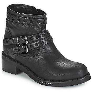 kengät Naiset Bootsit Mimmu MAIRON Black