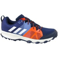 kengät Lapset Matalavartiset tennarit adidas Originals Kanadia 81 K Oranssin väriset,Tummansininen