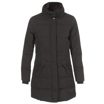 vaatteet Naiset Paksu takki Naf Naf BULODI Black