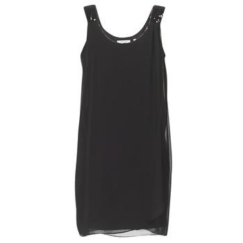 vaatteet Naiset Lyhyt mekko Naf Naf KLOE Black