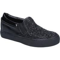 kengät Naiset Tennarit Sara Lopez BY240 Musta