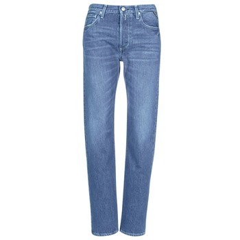 vaatteet Naiset Boyfriend-farkut Replay ALEXIS Blue