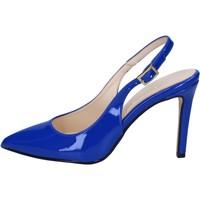 kengät Naiset Sandaalit ja avokkaat Olga Rubini Sandaalit BY285 Sininen
