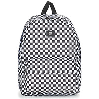 laukut Miehet Reput Vans OLD SKOOL II BACKPACK Black / White