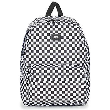 laukut Reput Vans OLD SKOOL II BACKPACK Black / White
