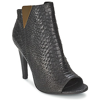 kengät Naiset Nilkkurit Vic CARVI Black