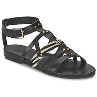 kengät Naiset Sandaalit ja avokkaat Vic GINKO ACHANTUS Black