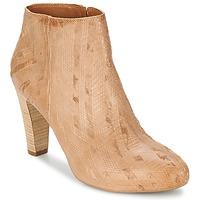 kengät Naiset Nilkkurit Vic RIBE INTAGLIATO Brown