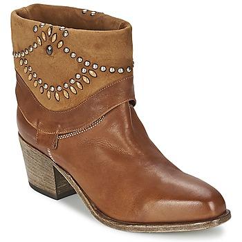 kengät Naiset Nilkkurit Vic AGAVE Brown