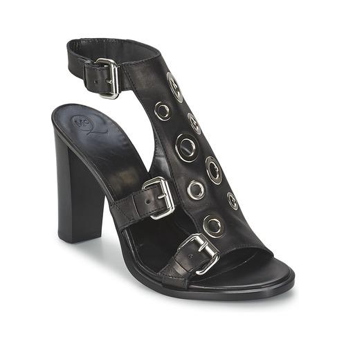 kengät Naiset Sandaalit ja avokkaat McQ Alexander McQueen NICO Black