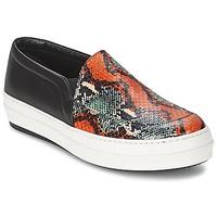 kengät Naiset Tennarit McQ Alexander McQueen DAZE Black / Monivärinen