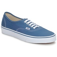 kengät Matalavartiset tennarit Vans AUTHENTIC Blue