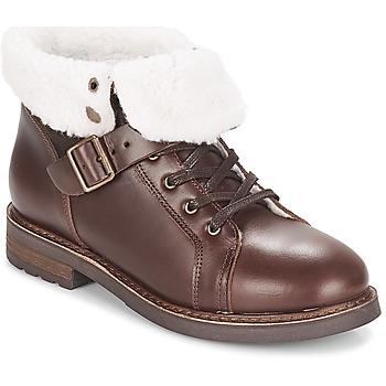 kengät Naiset Bootsit PLDM by Palladium BOCK CLN Brown