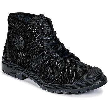 kengät Naiset Bootsit Pataugas Authentique TP Black